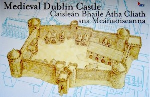 Medieval Dublin Castle