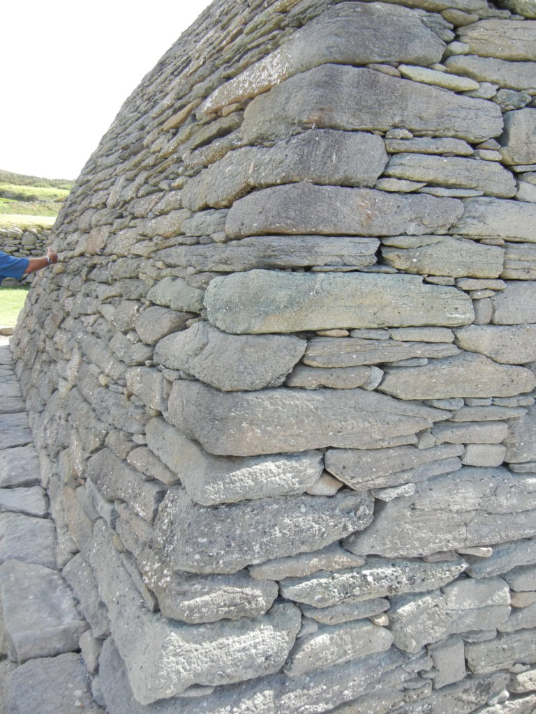 Gallarus Oratory's Stonework
