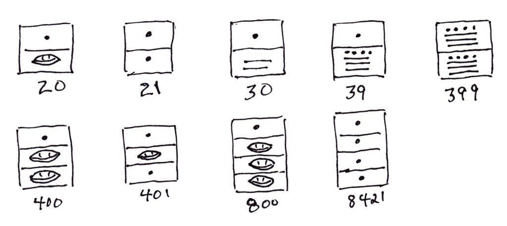 Large Maya Numbers
